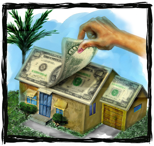 what is a reverse mortgage - money from home