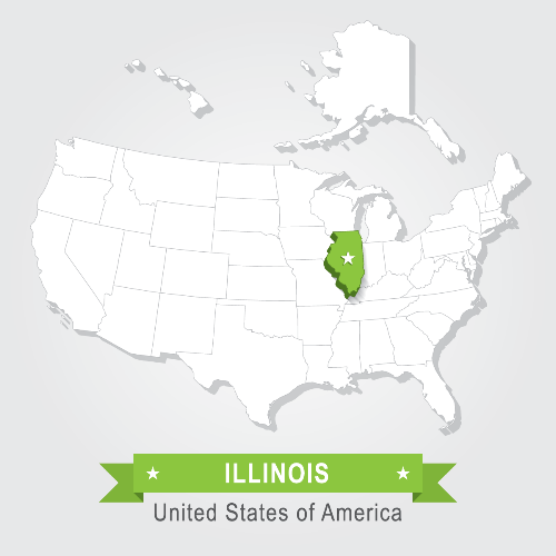 illinois lenders map coverage