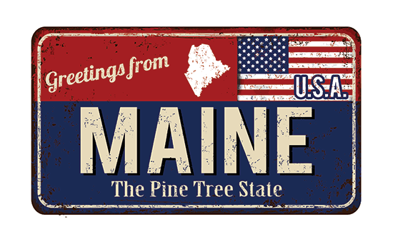 Maine lenders map coverage