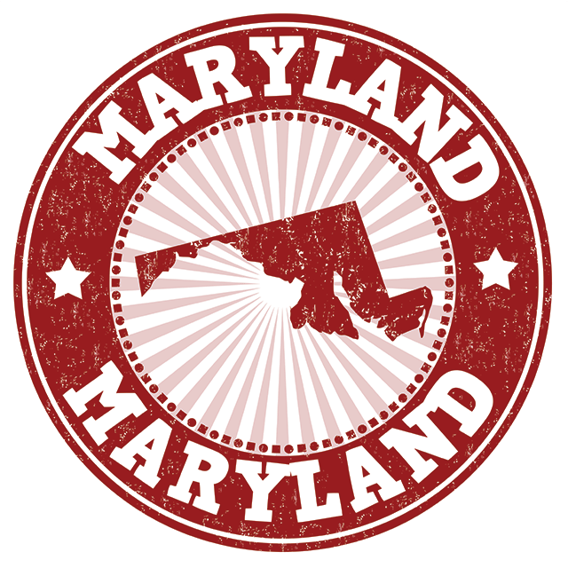 maryland lenders map coverage