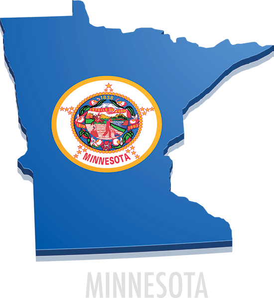 Minnesota lenders map coverage