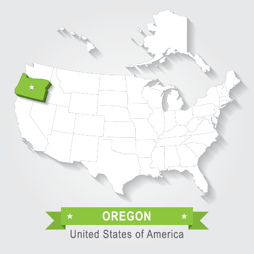oregon lenders map coverage