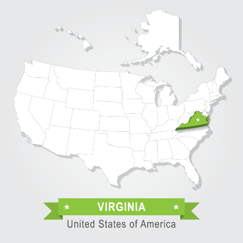 virginia lenders map coverage
