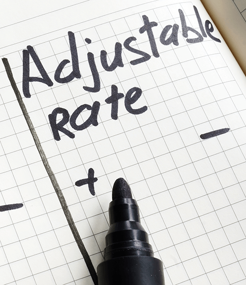adjustable rate advantage
