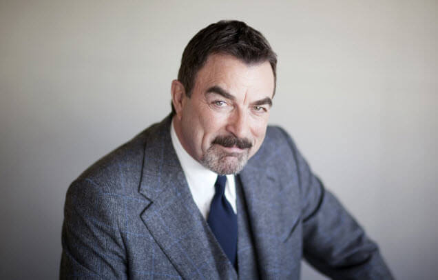 reverse mortgage Spokesman Tom Selleck