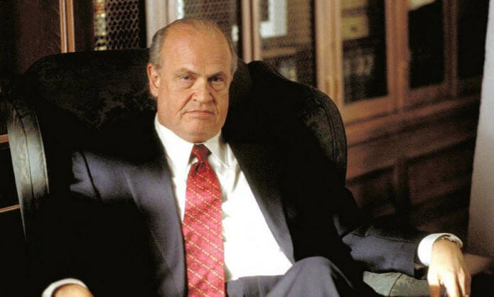 reverse mortgage spokesman fred thompson