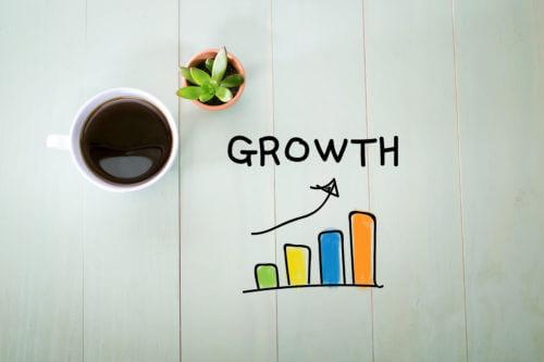 Growth table