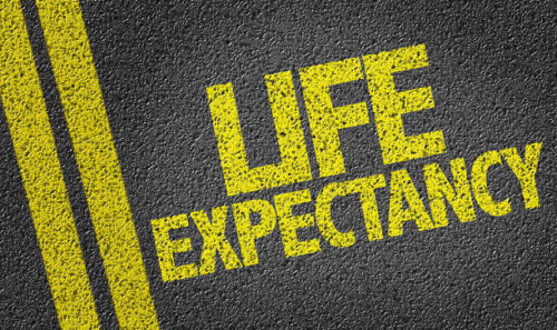 road map life expectancy