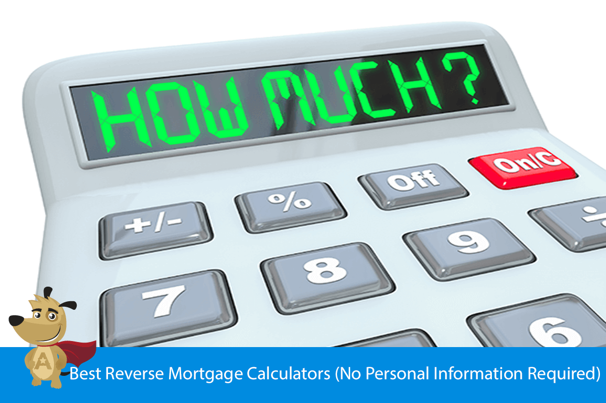 Free Reverse Mortgage Calculator (No Personal Information Required)