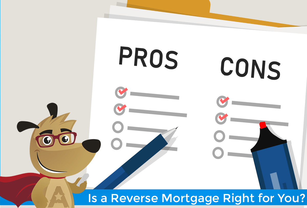 ARLO asks if a Reverse Mortgage is right for you
