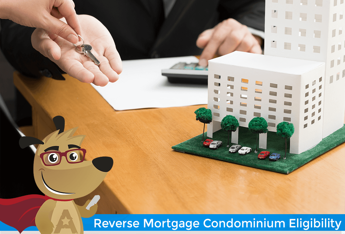 ARLO teaches reverse mortgage condo eligibility