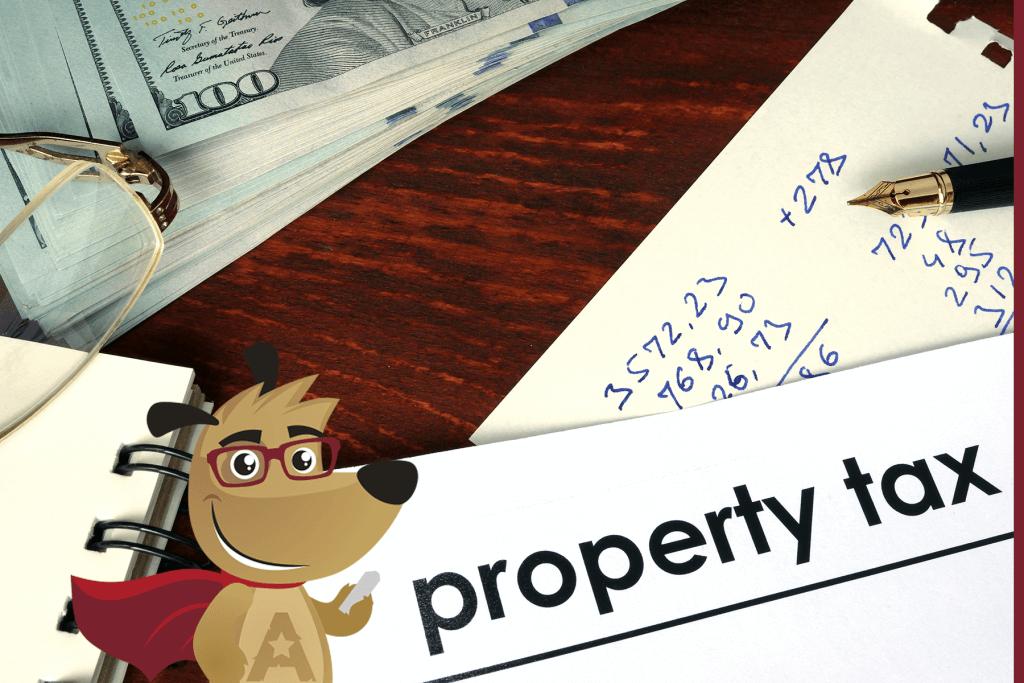 ARLO teaching property taxes