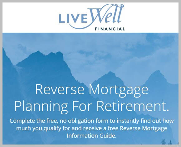 live well reverse mortgage graphic