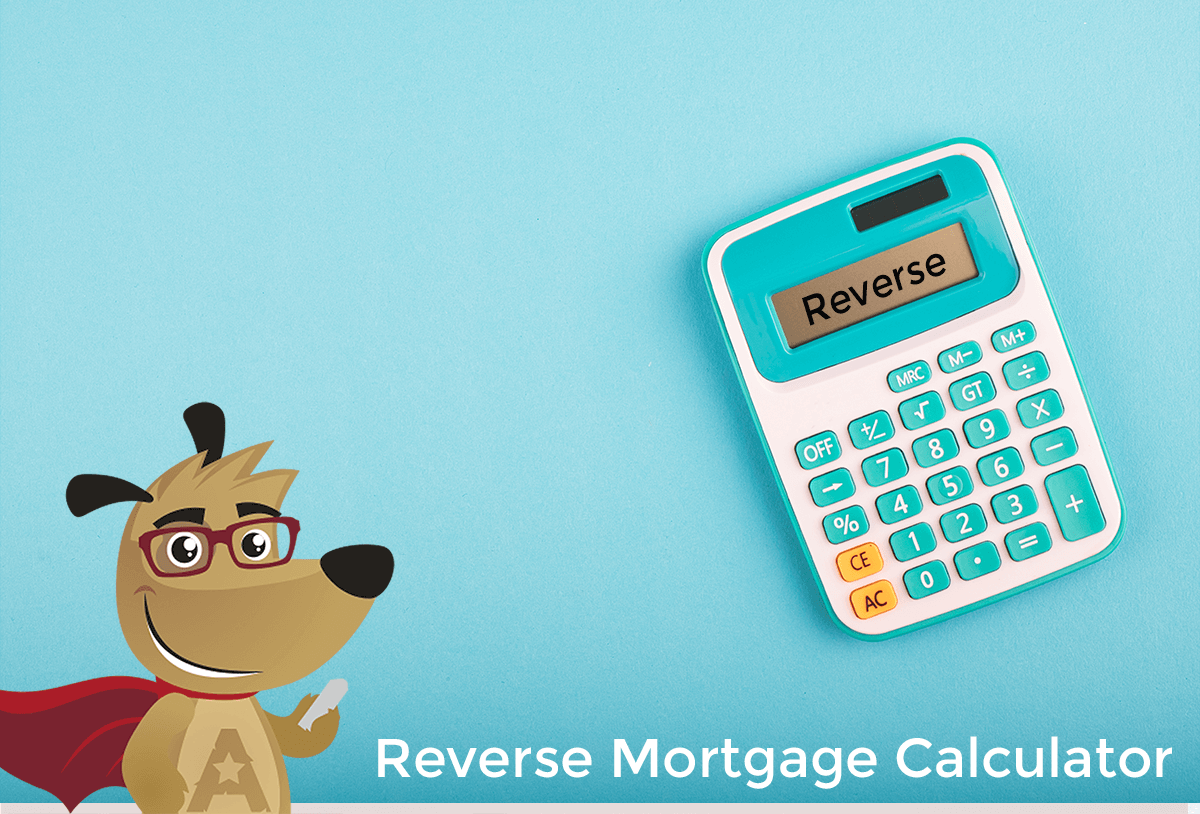ARLO Reverse Mortgage Calculator - How it works