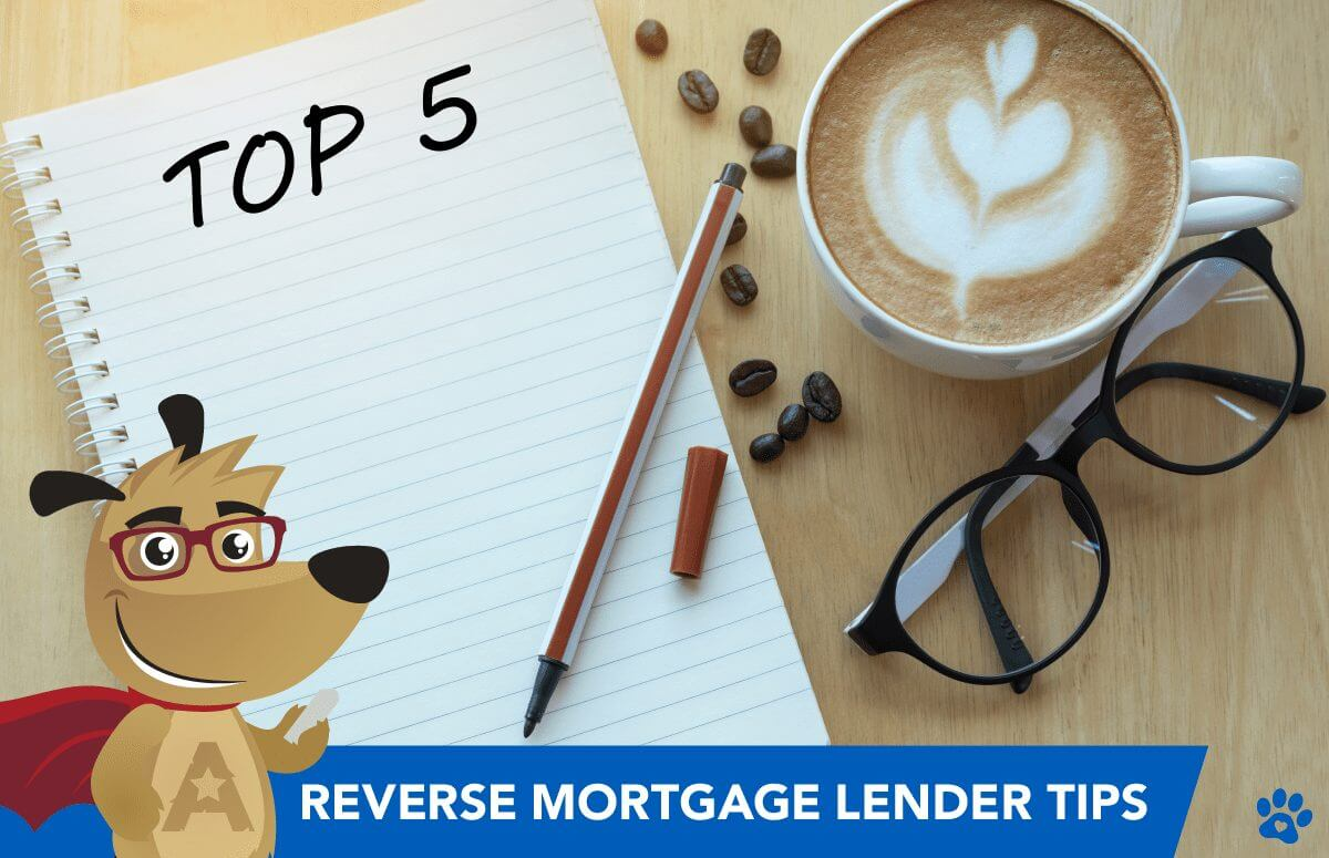 ARLO presents top 5 lender tips